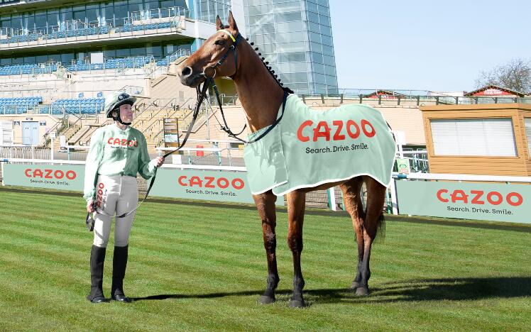 CAZOO TO BECOME HEADLINE SPONSOR OF THE ST LEGER FESTIVAL