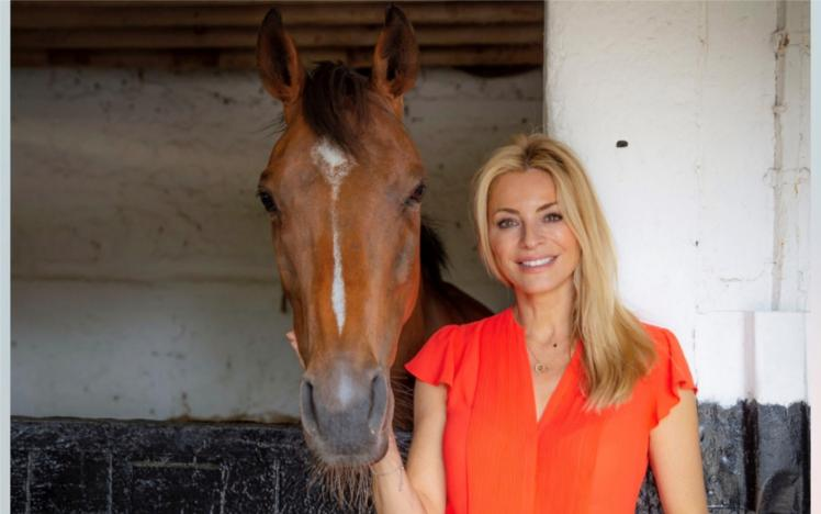 Tess Daly, Great British Racing Ambassador