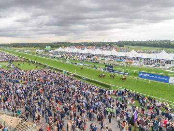 ARC is the biggest racecourse operator in the UK