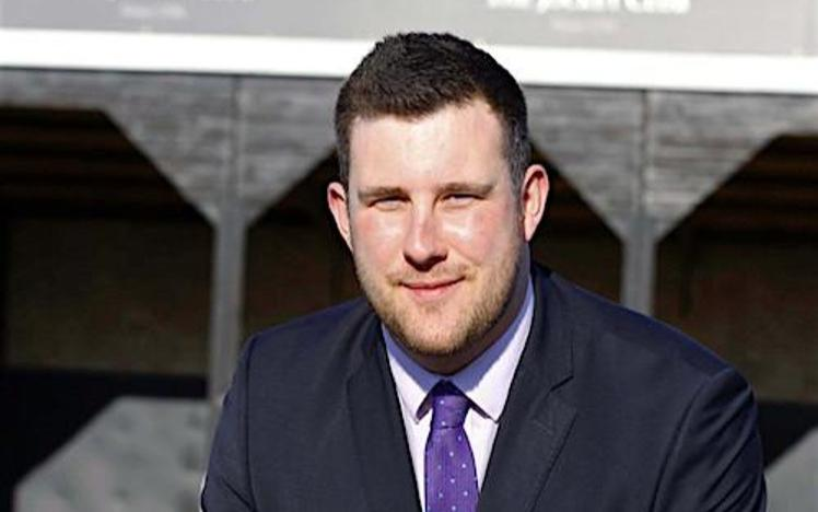 Liam Johnson - Executive Director of Bath Racecourse
