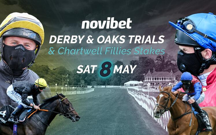The Novibet Derby and Oaks Trials at Lingfield Park - Saturday 8 May